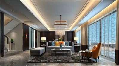 140平米四其他风格客厅图片大全