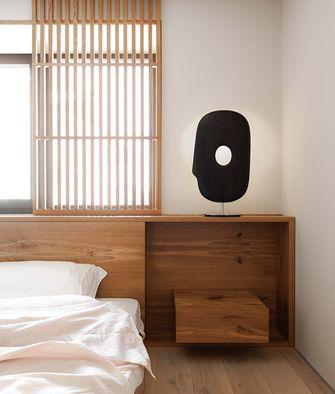 70平米三室两厅宜家风格卧室装修图片大全