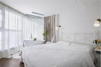 90平米三室两厅法式风格卧室图