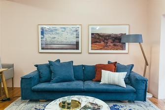 北欧风格客厅装修案例