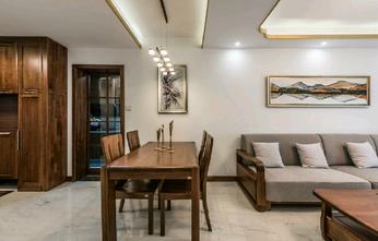 100平米中式风格餐厅图片