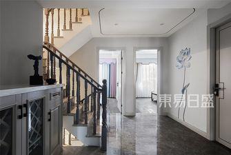 140平米四中式风格楼梯间图片大全