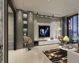 140平米别墅宜家风格客厅图