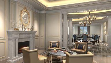 140平米四室四厅法式风格其他区域装修图片大全