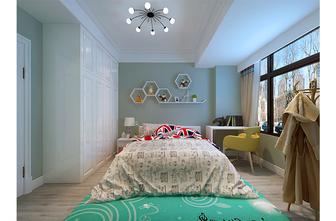 120平米美式风格卧室效果图