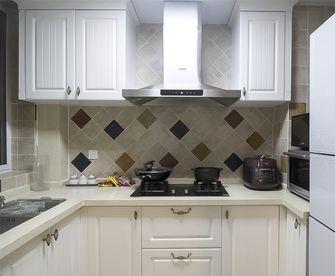 80平米三美式风格厨房图