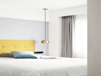 50平米小户型现代简约风格卧室图片大全