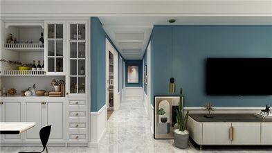 130平米三室两厅法式风格走廊装修案例