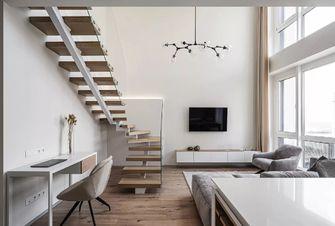 130平米复式日式风格客厅图片