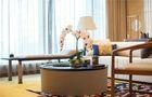 70平米公寓中式风格客厅装修图片大全