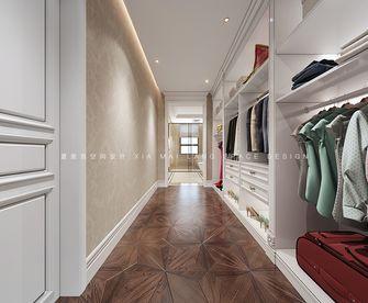 140平米别墅欧式风格衣帽间装修效果图