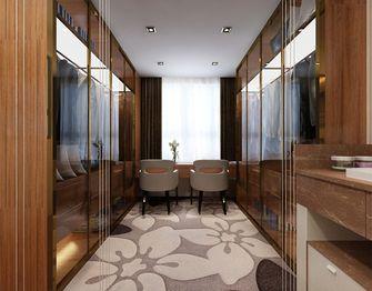 120平米三室一厅中式风格书房图片大全