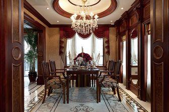 140平米四室五厅美式风格餐厅图片大全