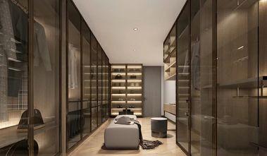 120平米三室一厅现代简约风格衣帽间图