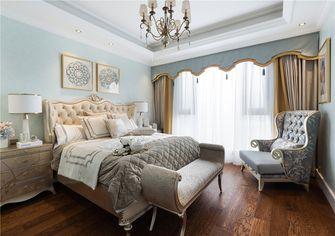 140平米三室两厅欧式风格卧室图片大全