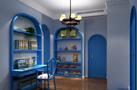 140平米四室三厅地中海风格儿童房图片