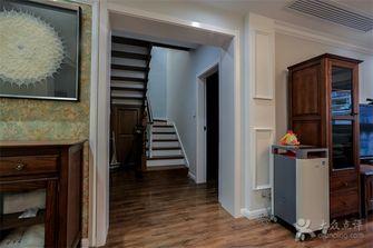 富裕型140平米复式美式风格楼梯装修案例