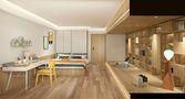 100平米三日式风格儿童房欣赏图