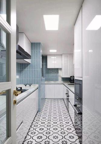 120平米三室一厅欧式风格厨房图