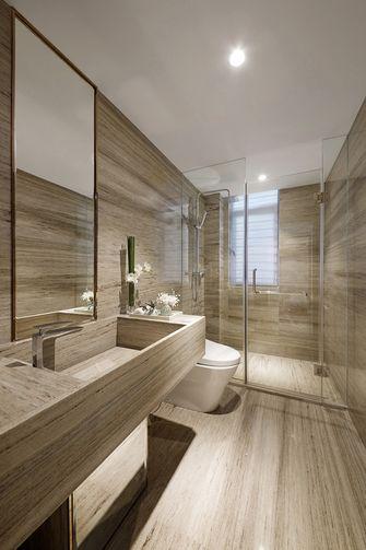 70平米三室一厅现代简约风格卫生间装修图片大全