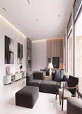 豪华型140平米四室六厅现代简约风格客厅装修效果图