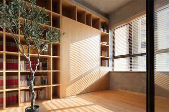 100平米三室两厅现代简约风格阳台效果图