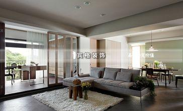 富裕型140平米三室五厅欧式风格客厅设计图