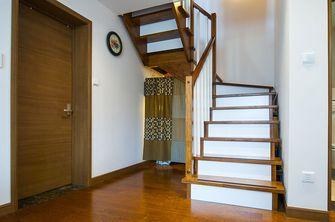 豪华型140平米别墅日式风格楼梯装修案例
