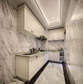 80平米欧式风格厨房效果图