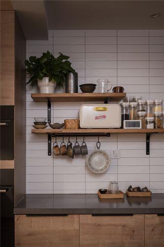 120平米四室四厅日式风格厨房图片