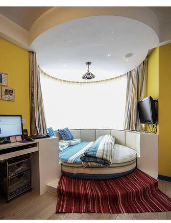 130平米三室两厅地中海风格卧室效果图