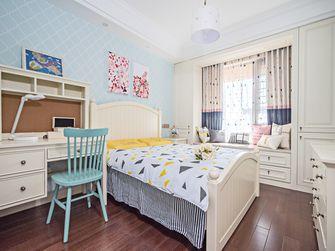 15-20万140平米公寓现代简约风格儿童房装修案例