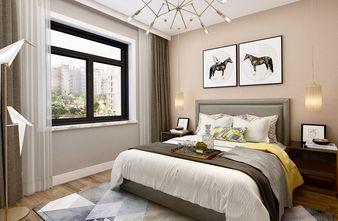 60平米公寓混搭风格卧室图片大全