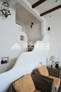 富裕型140平米别墅东南亚风格楼梯图片