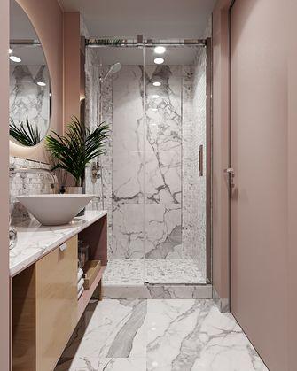 140平米复式宜家风格卫生间图片