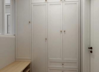 120平米四室两厅现代简约风格阳光房装修图片大全