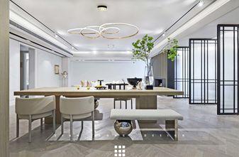 140平米四室三厅混搭风格餐厅装修图片大全