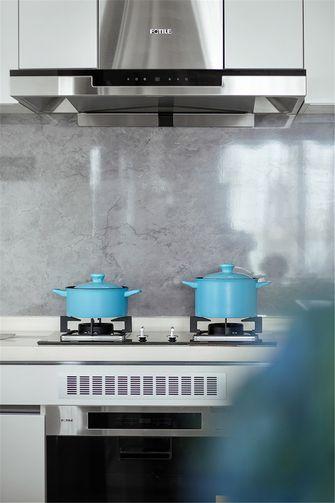 100平米三英伦风格厨房装修图片大全