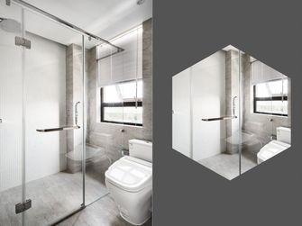 130平米三室两厅现代简约风格卫生间效果图