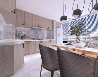 120平米三室两厅欧式风格厨房装修效果图