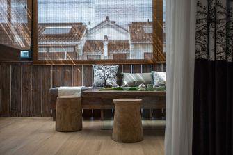 140平米别墅新古典风格阳光房效果图
