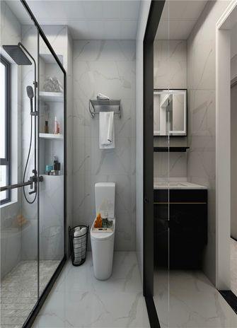 140平米四室一厅现代简约风格卫生间装修效果图