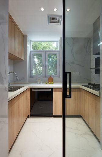 70平米三室一厅日式风格厨房图片大全
