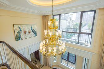 豪华型140平米别墅美式风格楼梯设计图