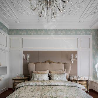 140平米复式混搭风格卧室欣赏图