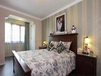 70平米田园风格卧室装修效果图