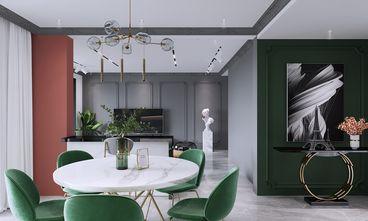 80平米三室一厅宜家风格餐厅欣赏图