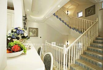 140平米别墅地中海风格楼梯间装修效果图