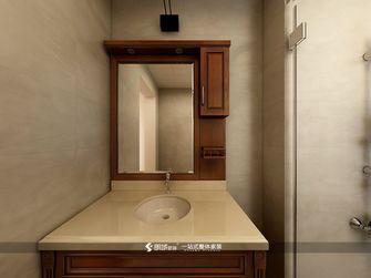 100平米三中式风格梳妆台图片
