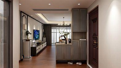 100平米三室一厅中式风格玄关装修案例